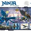 เลโก้จีน LELE 31009 ชุด Ninja Go