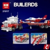 เลโก้จีน LEPIN.21017 ชุด Mach II Red Bird Rig