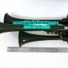 แตรลม SYK สีเขียว 3ปาก(ใช้ถังลม) ไฟ24v