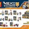 เลโก้จีน LELE79301 ชุด NEXO Knights