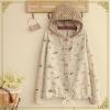 [พรีออเดอร์ ]เสื้อกันหนาววัยรุ่นผู้หญิง สำหรับอายุ 18 -24 ปี แฟชั่นญี่ปุ่นใหม่ แขนยาว แบบเก๋ เท่ห์ - [Preorder] New Japanese Fashion Long-sleeved Sweater for Female age 18 24 years