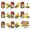 เลโก้จีน DLP.9066 ชุด Ninja Go Movie มอเตอร์ไซต์