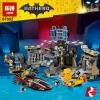 เลโก้จีน LEPIN.07052 ชุด Batman Movie Batcave Break In