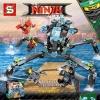 เลโก้จีน SY.928 ชุด Ninja Go Movie