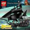 เลโก้จีน LEPIN 16006 ชุด Pirates of the Caribbean