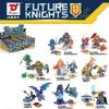 เลโก้จีน Dargo.928A-H ชุด NEXO Knights