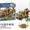 เลโก้จีน SD.9548 ชุด City Rescue Team