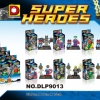 เลโก้จีน DLP 9013 ชุด Super Heroes