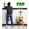 ตุ๊กตาหมี TED ขนาด 0.55 เมตร