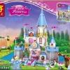 เลโก้จีน LELE.79279 ชุด Cinderella's Romantic Castle
