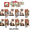เลโก้จีน JX1003 walking dead