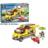 เลโก้จีน Bela.10648 ชุด Pizza Van