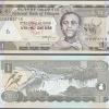 ธนบัตรประเทศ เอธิโอเปีย ชนิดราคา 1 BIRRS (เบอร์) รุ่นปี พ.ศ.2551 (ค.ศ.2008)