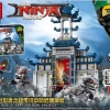 เลโก้จีน LELE.31075 ชุด Ninja Go Movie Temple Of The Ultimate