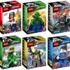 เลโก้จีน Decool 0211-0216 ชุด DC Super Heroes