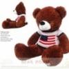 หมีเท็ดดี้ในชุดกันหนาว