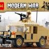 เลโก้จีน Decool 2111 Modern War (Humvee)