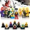เลโก้จีน KL.025-032 ชุด Super Heroes (สินค้ามือ 1 ไม่มีกล่อง)