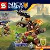 เลโก้จีน SY573 ชุด NEXO Knights