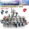 เลโก้จีน AX.9810 ชุด Castle (สินค้ามือ 1 ไม่มีกล่อง)