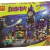 เลโก้จีน BELA No.10432 ชุด Scooby Doo Mystery Mansion