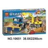 เลโก้จีน Bela.10651 ชุด Urban Sweeper and Excavator