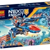เลโก้จีน BELA.10596 ชุด NEXO Knights Clay's Falcon Fighter
