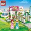 เลโก้จีน Enlighten.2602 ชุด Princess Leah