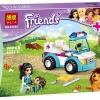 เลโก้จีน Bela10534 ชุด Friends