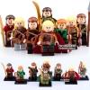 เลโก้จีน POGO 509-516 ชุด The Hobbit ( สินค้ามือ 1 ไม่มีกล่อง )