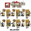 เลโก้จีน JX1004 walking dead
