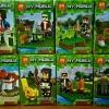 เลโก้จีน LELE.33033 ชุด Minecraft