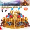 เลโก้จีน AX.9802 ชุด Castle (สินค้ามือ 1 ไม่มีกล่อง)