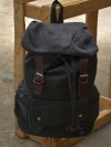Back pack(กระเป๋าเป้ สะพายหลัง) BA006 สีดำ พร้อมส่ง