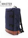 ลดเหลือ 990 บ.เฉพาะสั่งทางไลน์ Y-MASTER Back pack(กระเป๋าเป้ สะพายหลัง) BA015 สีน้ำเงิน พร้อมส่ง