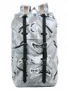 8848 Back pack(กระเป๋าเป้ สะพายหลัง) BA027 สี ขาว พร้อมส่ง