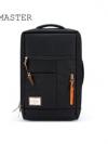 Y-MASTER Back pack(กระเป๋าเป้ สะพายหลัง) BA059 สีดำ พร้อมส่ง