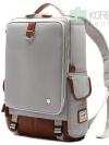 เฉพาะทางไลน์ ลดเหลือ 1400 Kling / EXIT Premium Back pack(กระเป๋าเป้ สะพายหลัง) BA048 สีเทา พร้อมส่ง
