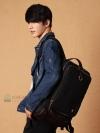 เฉพาะทางไลน์ ลดเหลือ 1400 Kling / EXIT Premium Back pack(กระเป๋าเป้ สะพายหลัง) BA048 สีดำ พร้อมส่ง