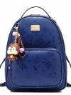 BEIBAOBAO Back pack ของแท้ (กระเป๋าเป้ สะพายหลัง) BA072 สีน้ำเงิน พร้อมส่ง