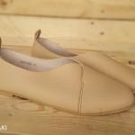 รองเท้าคัทชู ส้นแบน สวยเก๋สไตล์วินเทจ หนัง PU อย่างดีนิ่มมาก ทรงหัวมนไร้ ตะเข็บ ดีไซน์น่ารัก เบาสบายมากๆ พื้นยางกันลื่นอย่างดี แมทสวยได้ทุกชุด