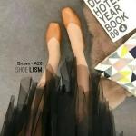 รองเท้าคัทชู ส้นเตี้ย งานนำเข้า สไตล์ซาร่าห์ หนัง PU นิ่ม หัวตัด V shape พื้นพรีเมี่ยม ดู สวยแพง แบบยอดนิยม ใส่ส้นเหลี่ยมลายไม้สุดเก๋ ใส่เดินสบาย สูง 1.5 นิ้ว ทรงสวยตาม แบบ แมทสวยได้ทุกชุด สีดำ ครีม เขียว น้ำตาล (A28)