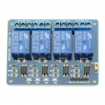 4 Channel 12V Relay Module high-current relay DC30V 10A or AC250V 10A