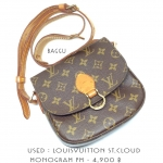 [SOLDOUT]Louisvuitton St.Cloud Monogram PM