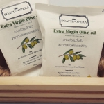 Extra Virgin Olive oil soap + รังไหมทอง