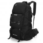 ฺLocallion backpack 60L 2nd Edition (สีดำ)