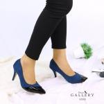 รองเท้าคัทชู ส้นสูง ตัดหนัง 2 แบบสวยเรียบเก๋ ส้นสูงประมาณ 3 นิ้ว ใส่สบาย แมทสวยได้ทุกชุด (G5269)