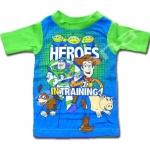 เสื้อ สีฟ้า-เขียว Toy Story Heroes In Training 4T