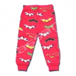 กางเกง สีแดง ลาย Batman The Dark Knight 12M