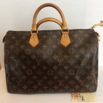 Used LV Speedy35 monogram